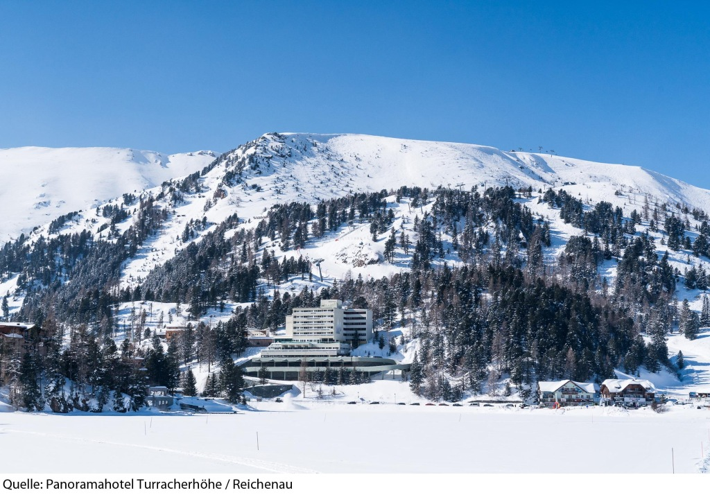 Austrija, Turracher Höhe, PANORAMA Hotel Turracher Höhe 4*