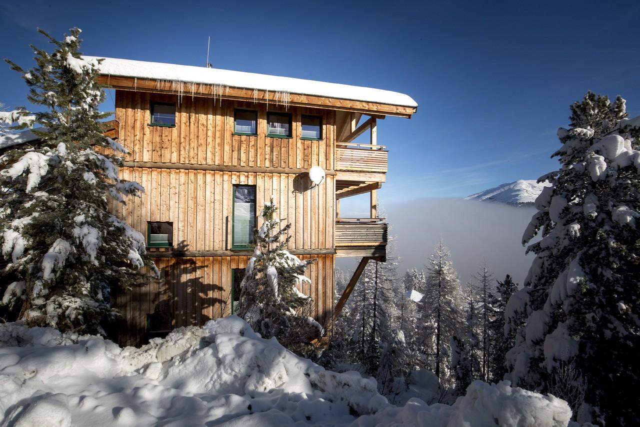 Austrija, Turracher Höhe, Apartmansko naselje ALPENPARK