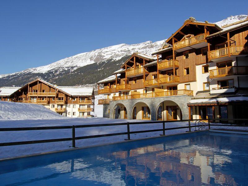 Val Cenis, Lanslebourg | Residence Les Alpages