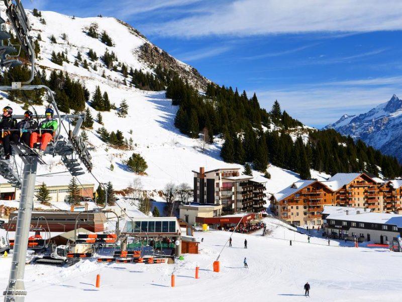 Auris Alpe d' Huez Residence Les Balcons d'Aurea 4