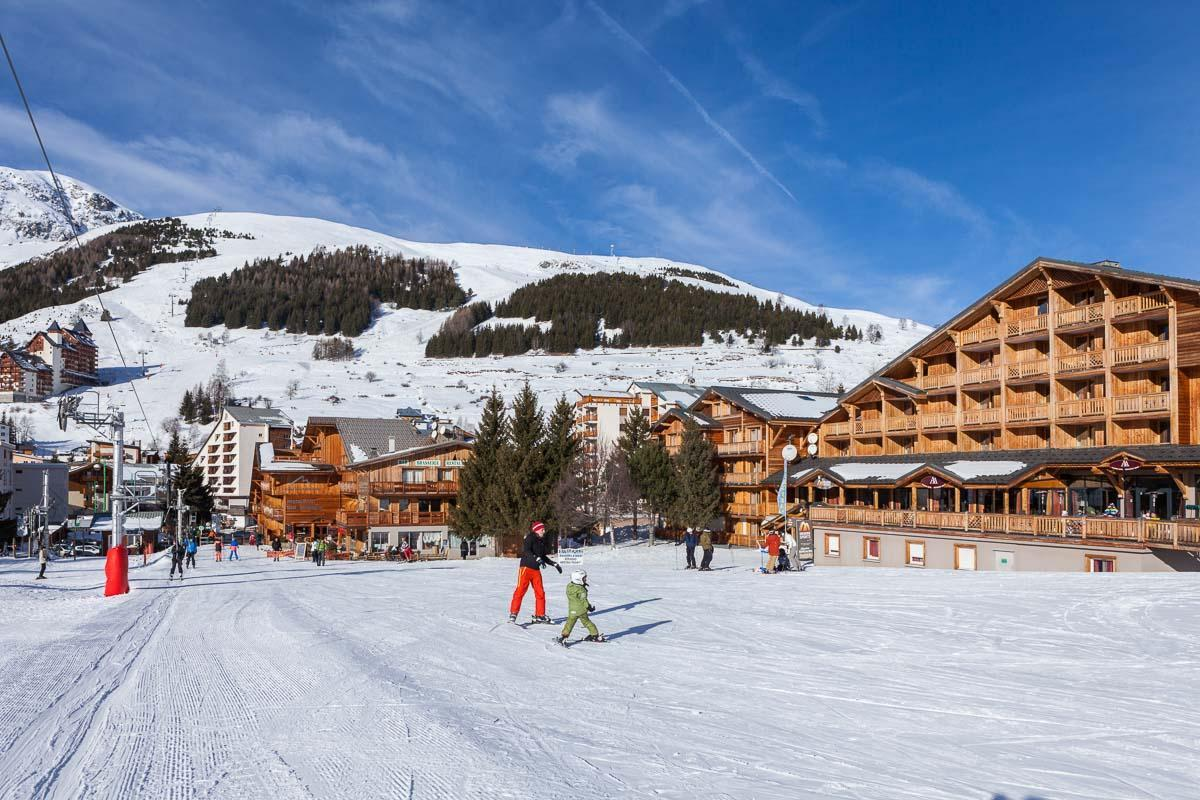Les 2 Alpes Apartmani Multi Residences 1650
