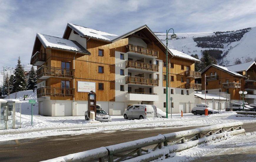 Francuska, Les 2 Alpes, Apartmani Au Coeur des Ours 3*