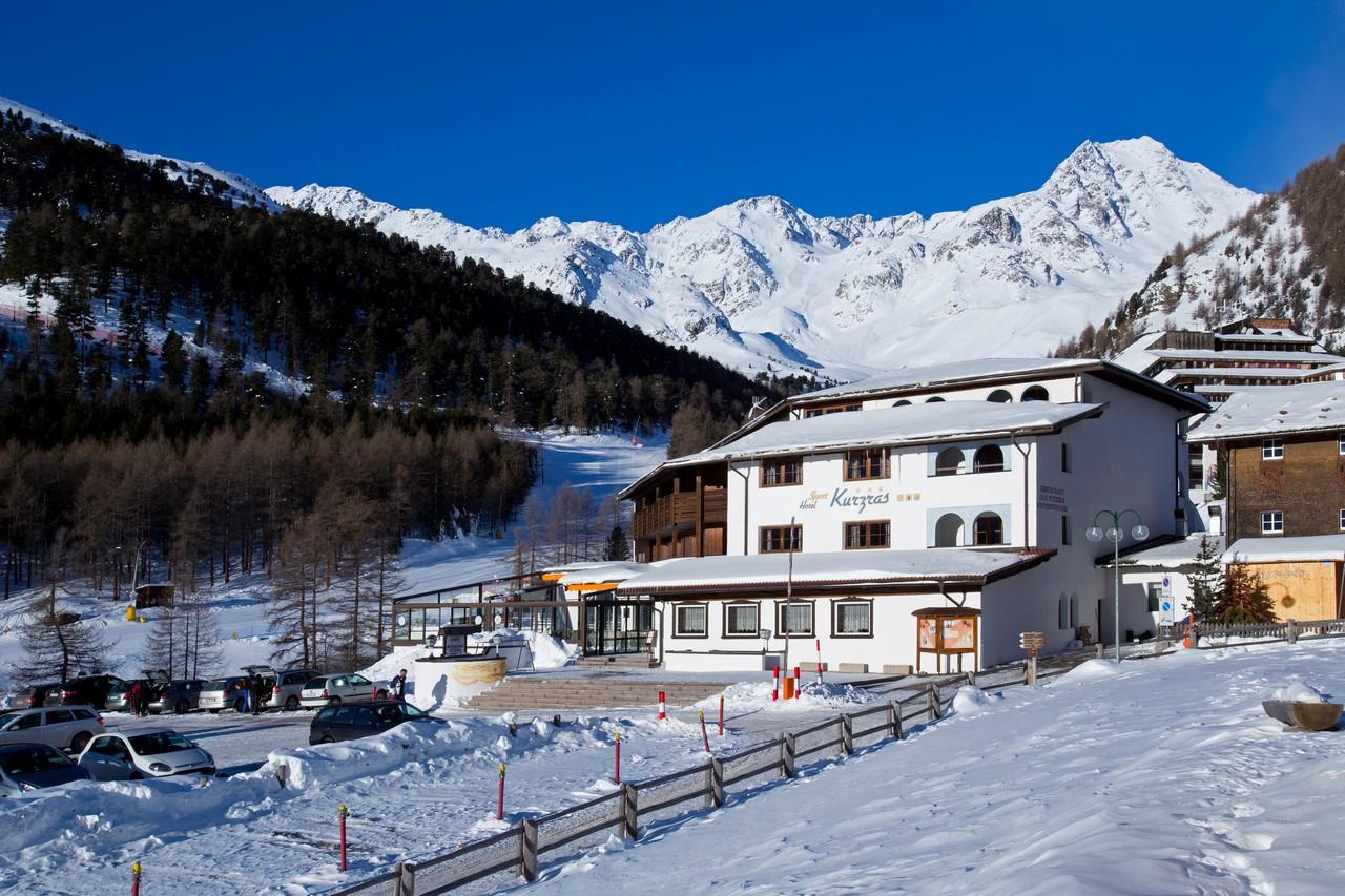 Val Senales_Hotel Kurzras